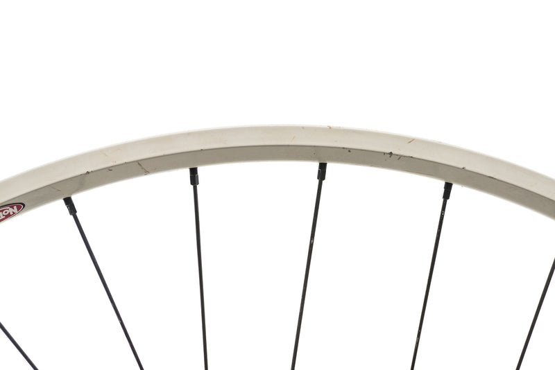 "Stan's NoTubes Arch Aluminum Tubeless 29"" Front Wheel cockpit"