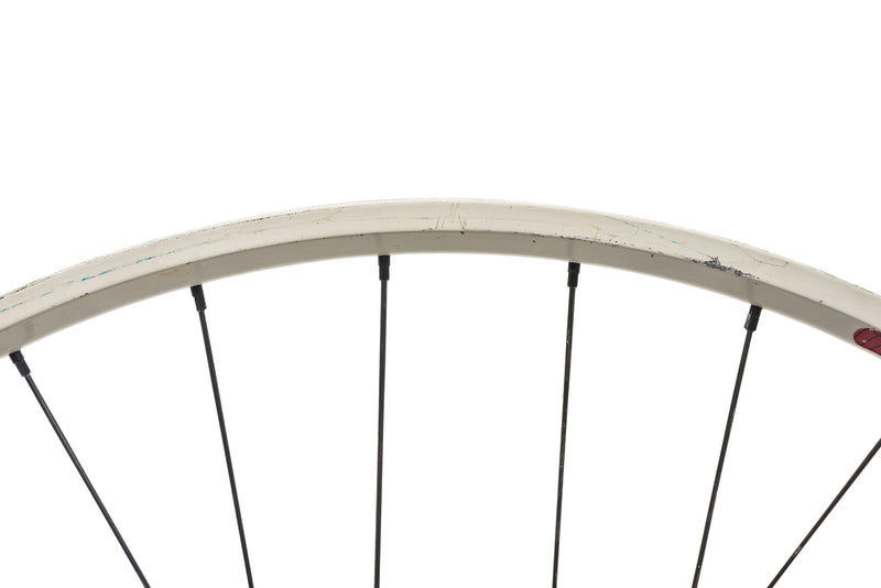 "Stan's NoTubes Arch Aluminum Tubeless 29"" Front Wheel crank"