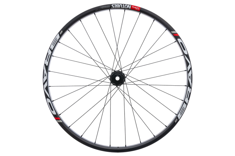 "Stan's NoTubes Bravo Carbon Tubeless 27.5"" Front Wheel drive side"