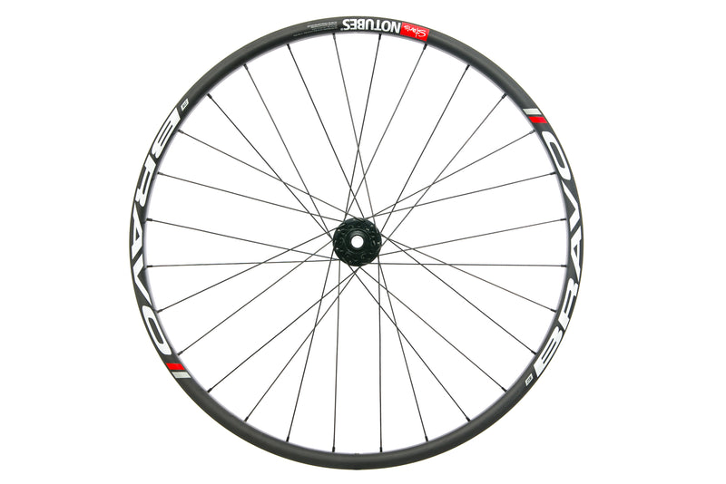 "Stan's NoTubes ZTR Bravo Carbon Tubeless 27.5"" Front Wheel non-drive side"