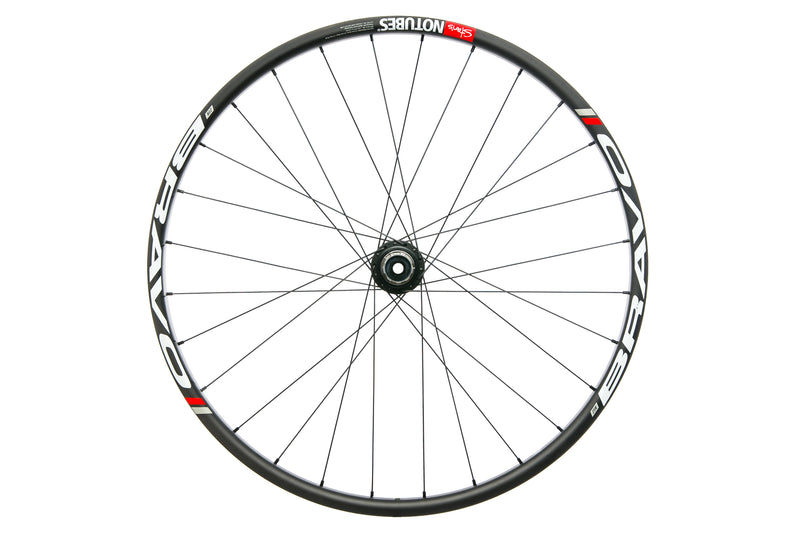 "Stan's NoTubes Bravo Carbon Tubeless 27.5"" Rear Wheel drive side"