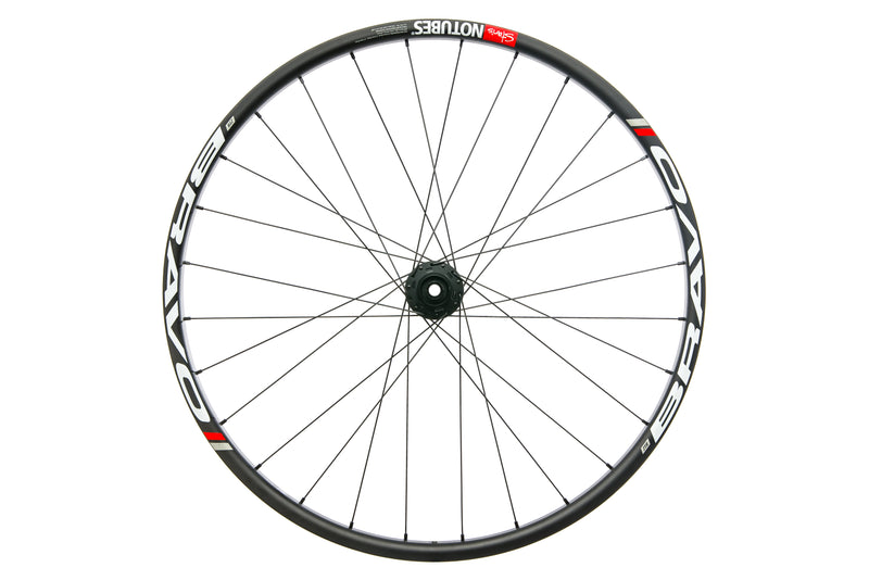"Stan's NoTubes Bravo Carbon Tubeless 27.5"" Rear Wheel non-drive side"