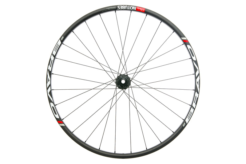 "Stan's NoTubes ZTR Bravo Carbon Tubeless 29"" Front Wheel non-drive side"