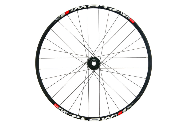 "Stan's NoTubes Flow EX Aluminum Tubeless 27.5"" Front Wheel drive side"