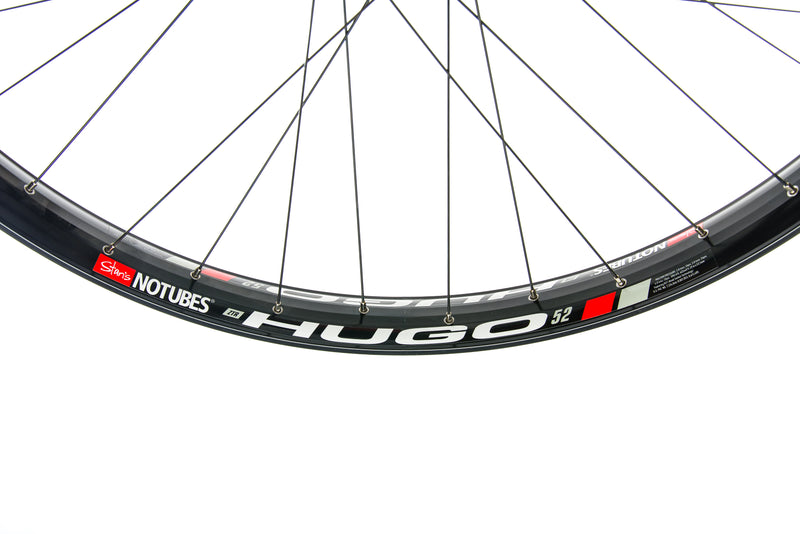 "Stan's NoTubes Hugo 52 Alloy Tubeless 29"" Rear Wheel front wheel"