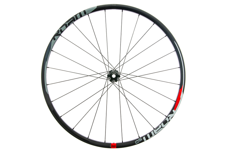 "SRAM Roam 50 Aluminum Tubeless 29"" Front Wheel drive side"