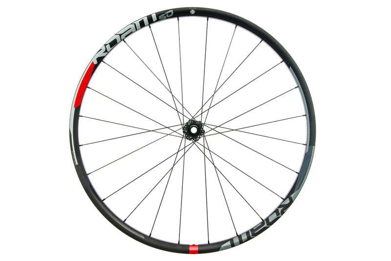 "SRAM Roam 50 Aluminum Tubeless 29"" Front Wheel non-drive side"