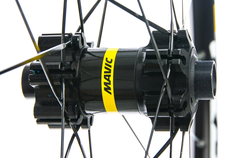 "Mavic Crossride Aluminum Tubeless 29"" Wheelset sticker"