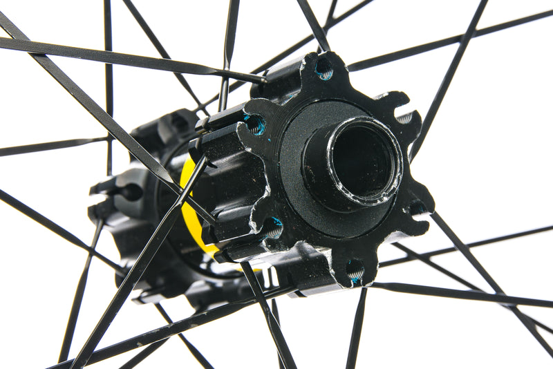"Mavic Crossride Aluminum Tubeless 29"" Wheelset detail 3"