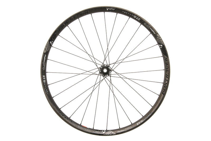 "Bontrager Rhythm Pro Carbon Tubeless 27.5"" Front Wheel non-drive side"