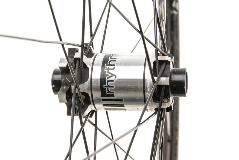 "Bontrager Rhythm Pro Carbon Tubeless 27.5"" Front Wheel sticker"