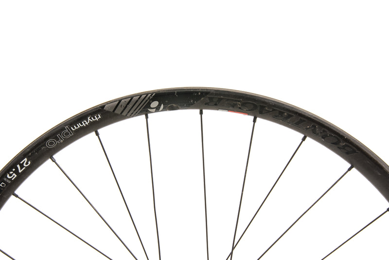 "Bontrager Rhythm Pro Carbon Tubeless 27.5"" Front Wheel detail 2"