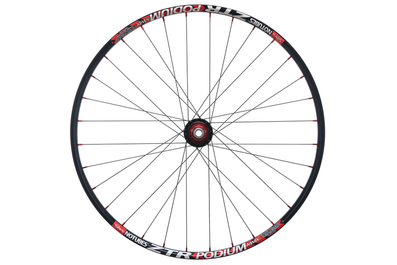 "Stan's NoTubes ZTR Podium MMX Alloy Tubeless 26"" Rear Wheel drive side"