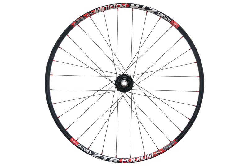 "Stan's NoTubes ZTR Podium MMX Alloy Tubeless 26"" Rear Wheel non-drive side"
