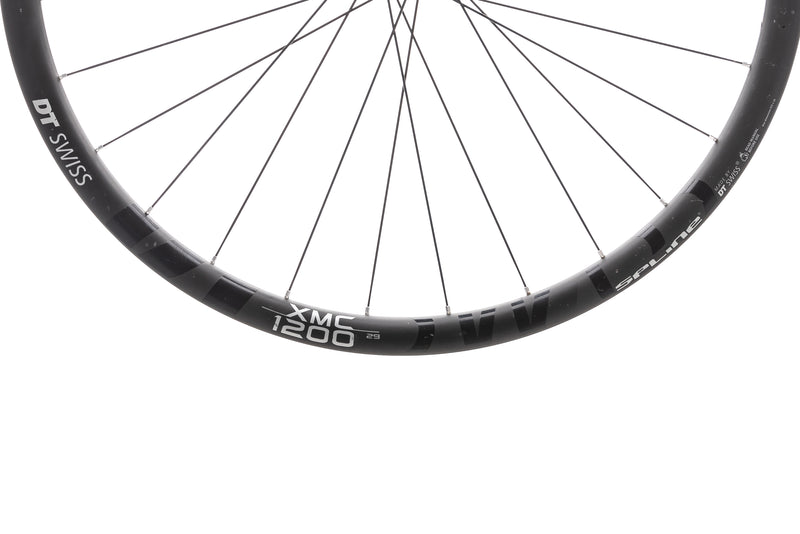 "DT Swiss XMC 1200 Spline 24 Carbon Tubeless 29"" Front Wheel front wheel"