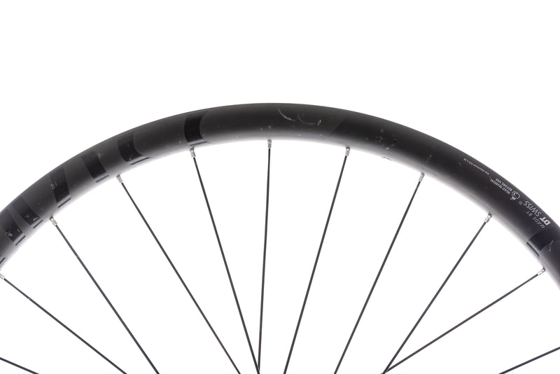 "DT Swiss XMC 1200 Spline 24 Carbon Tubeless 29"" Front Wheel crank"