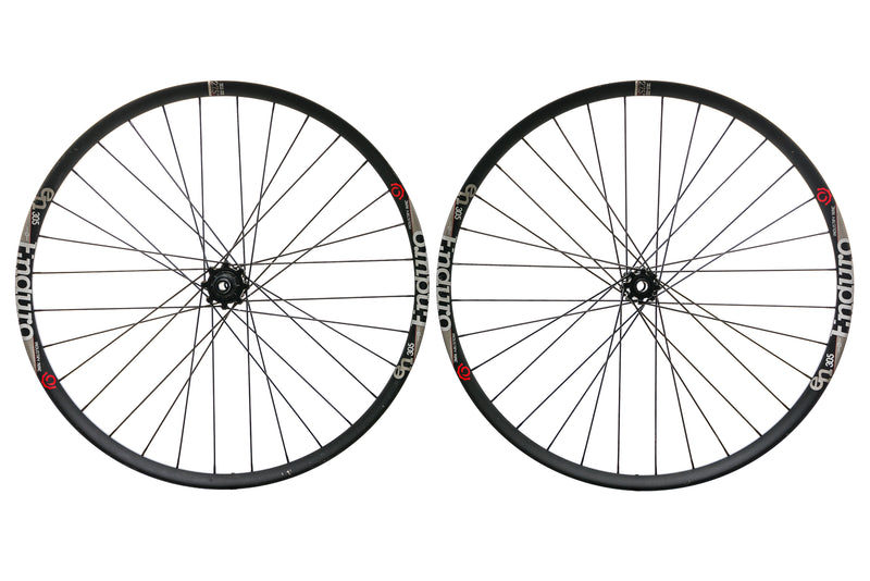 "Industry Nine Enduro 305 Aluminum Tubeless 27.5"" Wheelset drive side"