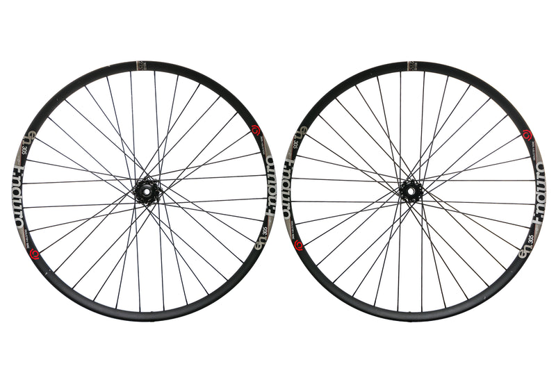 "Industry Nine Enduro 305 Aluminum Tubeless 27.5"" Wheelset non-drive side"