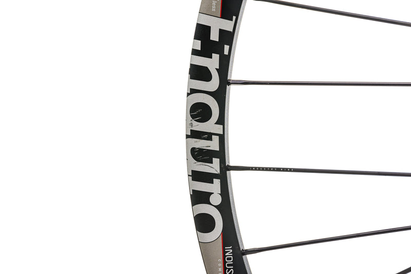 "Industry Nine Enduro 305 Aluminum Tubeless 27.5"" Wheelset crank"