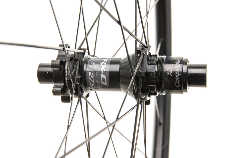 "Giant TRX-0 Carbon Tubeless 27.5"" Wheelset sticker"