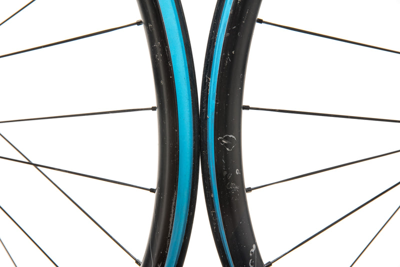 "Giant TRX-0 Carbon Tubeless 27.5"" Wheelset front wheel"