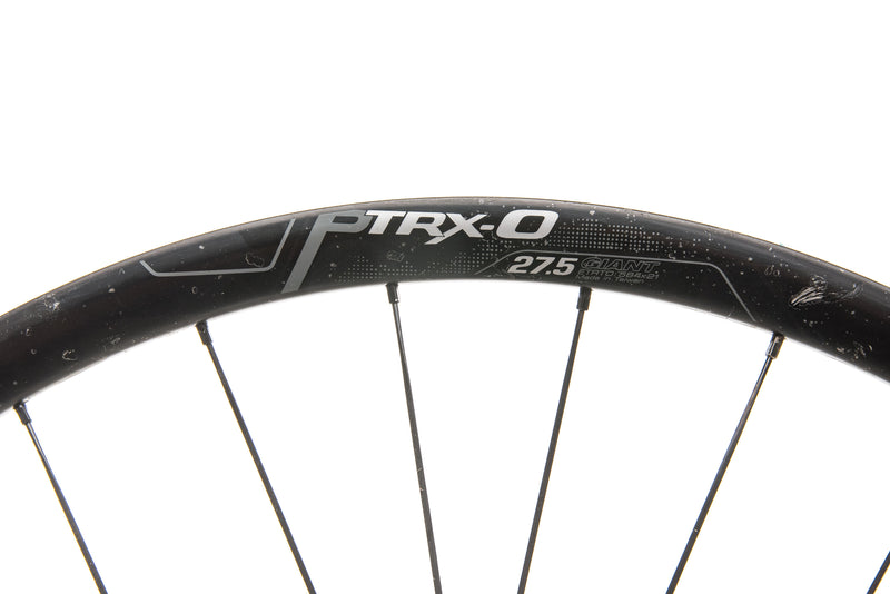"Giant TRX-0 Carbon Tubeless 27.5"" Wheelset cockpit"