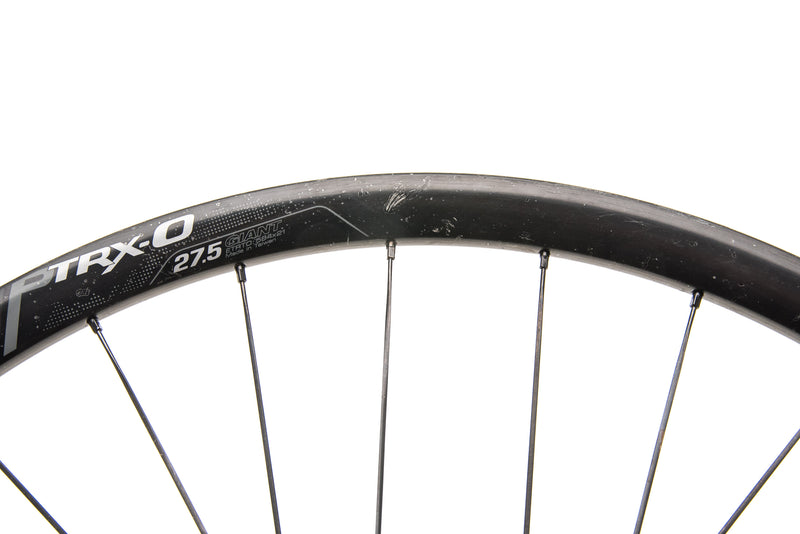 "Giant TRX-0 Carbon Tubeless 27.5"" Wheelset detail 3"
