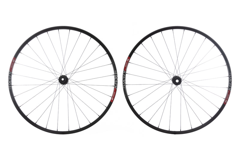 "DT Swiss XR 361 Alloy Tubeless 29"" Wheelset drive side"