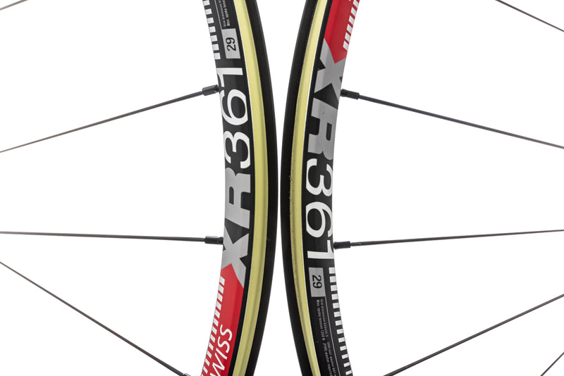 "DT Swiss XR 361 Alloy Tubeless 29"" Wheelset front wheel"