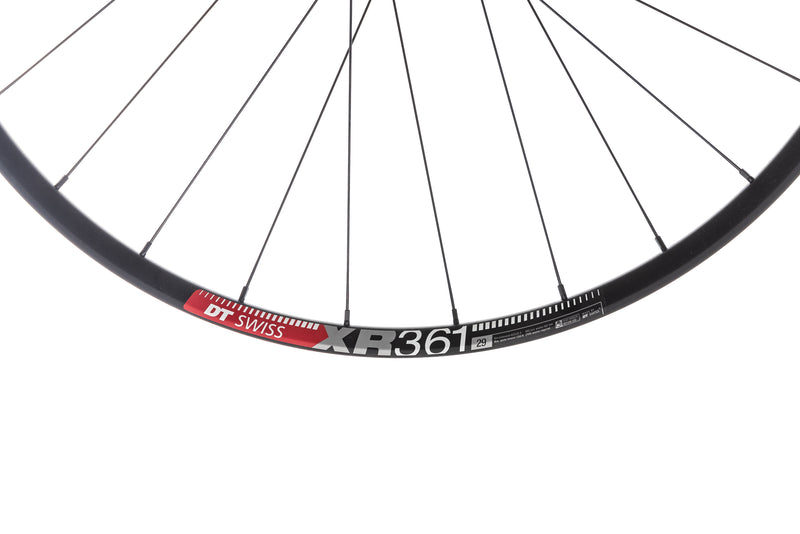 "DT Swiss XR 361 Alloy Tubeless 29"" Wheelset cockpit"
