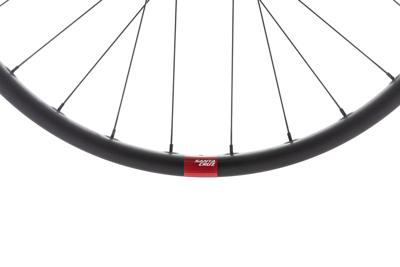 "Santa Cruz Reserve 30 Carbon Tubeless 29"" Rear Wheel front wheel"