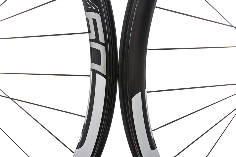 "ENVE M60/40 Carbon Clincher 29"" Wheelset front wheel"