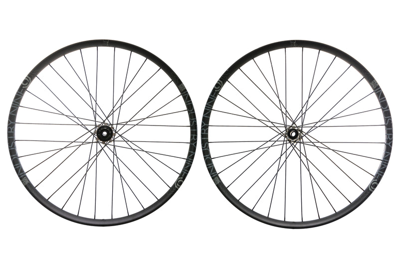 "Industry Nine Back Country 360 Aluminum Tubeless 27.5"" Wheelset drive side"