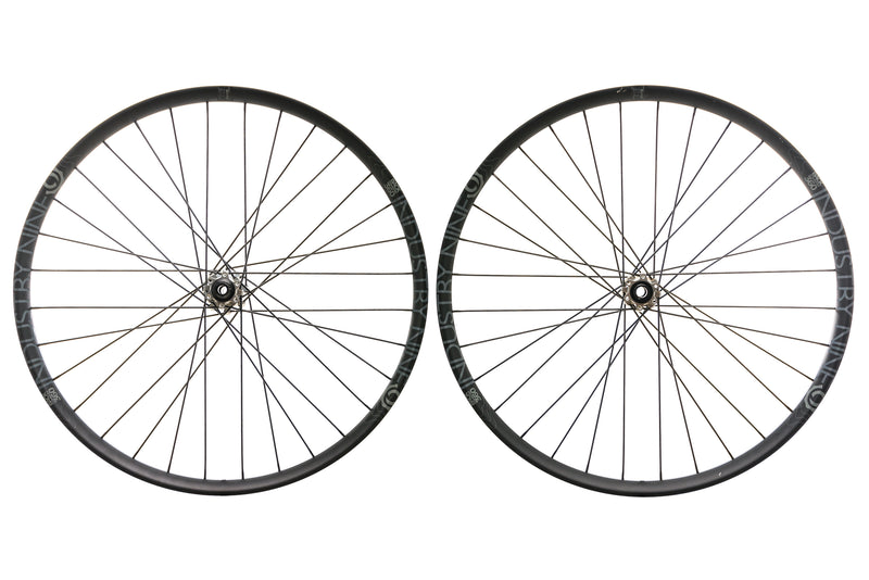 "Industry Nine Back Country 360 Aluminum Tubeless 27.5"" Wheelset non-drive side"