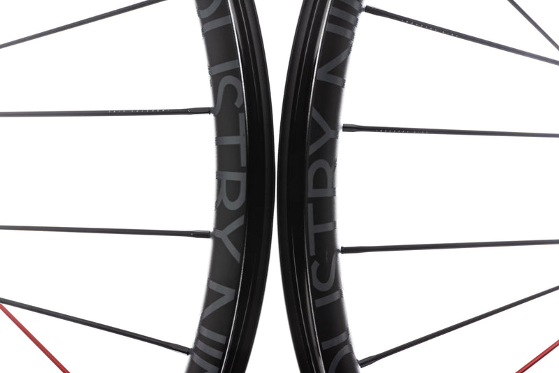 "Industry Nine Grade 300 Alloy Tubeless 27.5"" Wheelset front wheel"