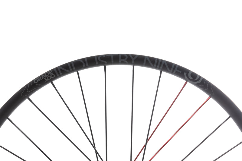 "Industry Nine Grade 300 Alloy Tubeless 27.5"" Wheelset cockpit"