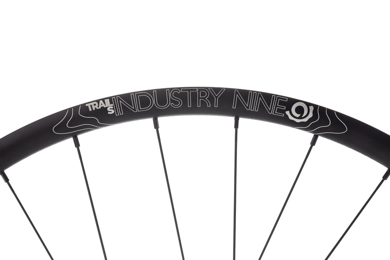 "Industry Nine Trail S 1/1 Alloy Tubeless 27.5"" Front Wheel front wheel"