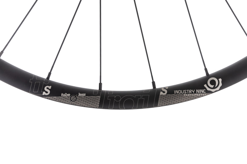 "Industry Nine Trail S Alloy Tubeless 27.5"" Front Wheel front wheel"