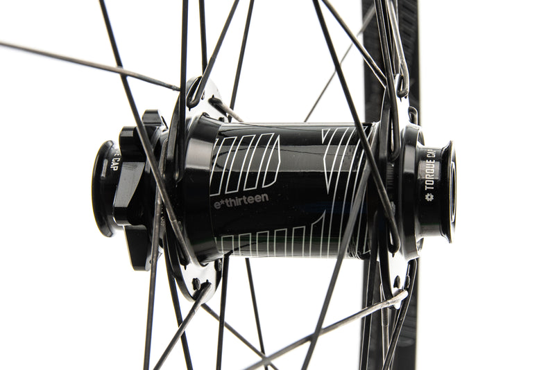 "e*thirteen by The Hive TRS Aluminum Tubeless 29"" Front Wheel sticker"