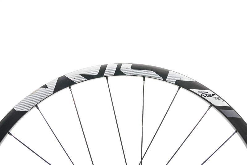 "SRAM Rise 60 Carbon Tubeless 29"" Wheelset cockpit"