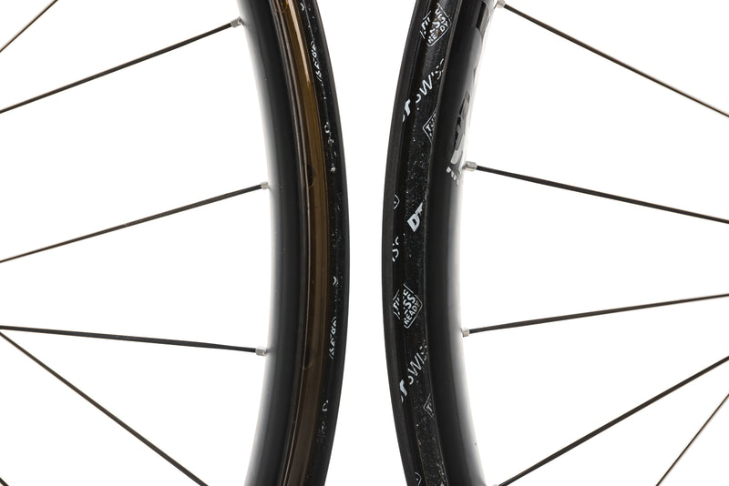 "DT Swiss XRC 1200 Spline 25 Carbon Tubeless 29"" Wheelset front wheel"