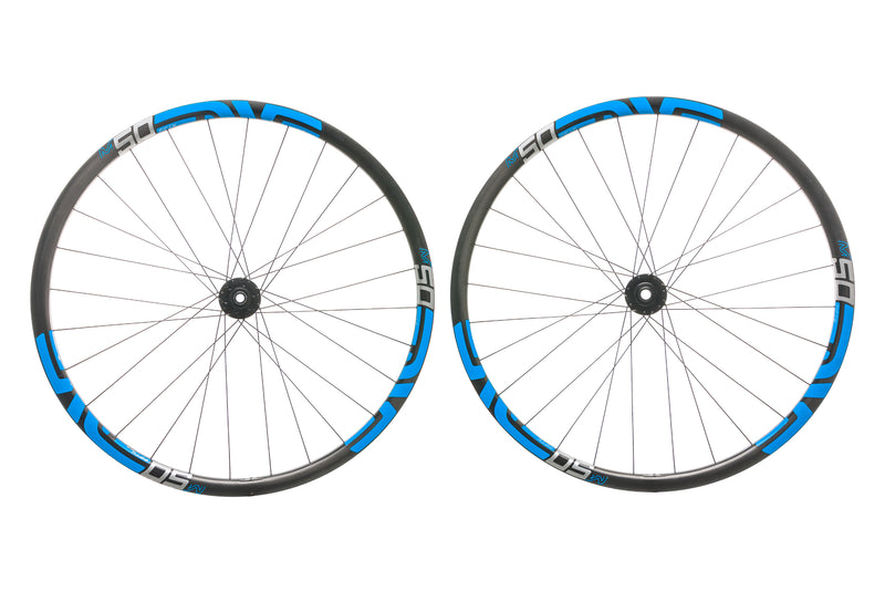 "ENVE M50 Fifty Carbon Tubeless 29"" Wheelset non-drive side"