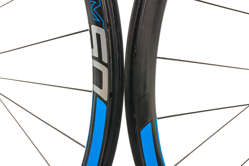"ENVE M50 Fifty Carbon Tubeless 29"" Wheelset front wheel"