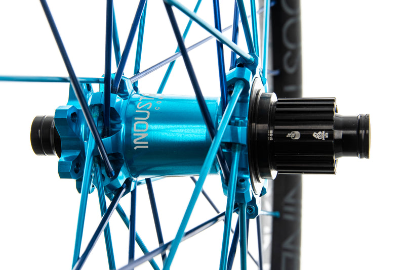 "Industry Nine Enduro 305 Aluminum Tubeless 27.5"" Wheelset sticker"
