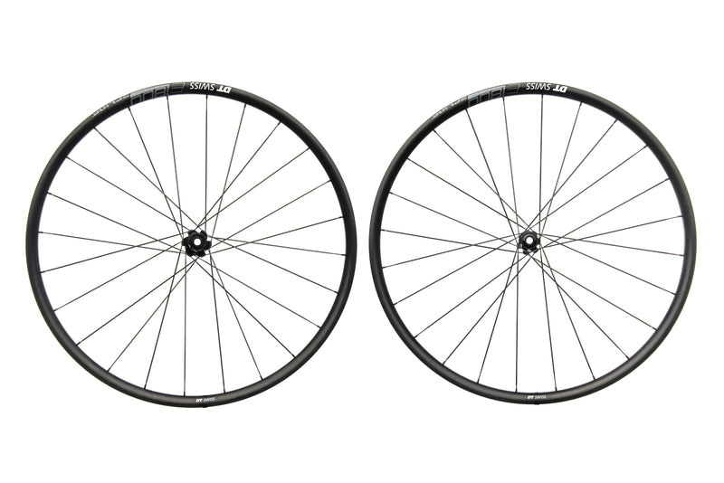 DT Swiss E 1800 Spline 23 Aluminum Tubeless 700c Wheelset drive side