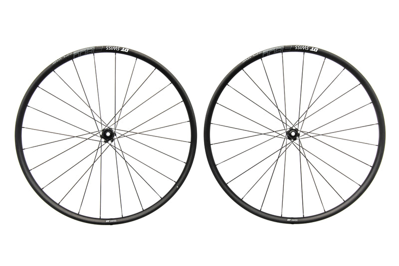 DT Swiss E 1800 Spline 23 Aluminum Tubeless 700c Wheelset non-drive side