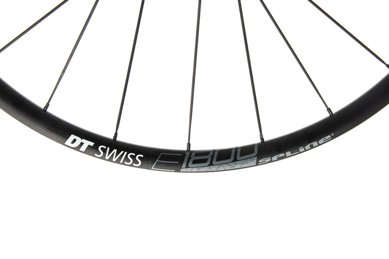 DT Swiss E 1800 Spline 23 Aluminum Tubeless 700c Wheelset cockpit