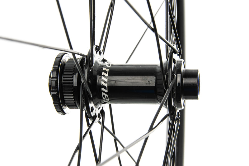 "Niner Aluminum Tubeless 29"" Front Wheel sticker"