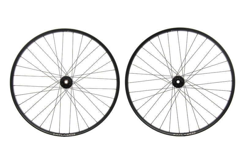 "American Classic FatLab 40 Aluminum Tubeless 27.5"" Wheelset non-drive side"