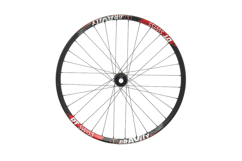 "DT Swiss FR Gravity Classic Alloy Tubeless 27.5"" Front Wheel drive side"